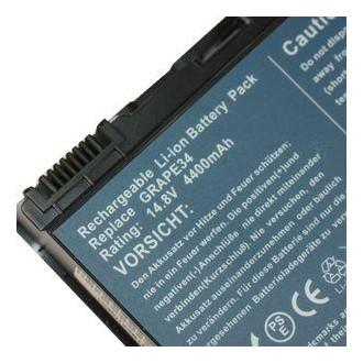 Batteria Extensa 4620 5000 5210 5220 5320 - 14,8V 4400mAh
