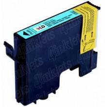 Toner Compatible azul Epson Stylus Photo R800/R1800-