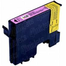 Toner Compatible Rojo Epson Stylus Photo R800/R1800