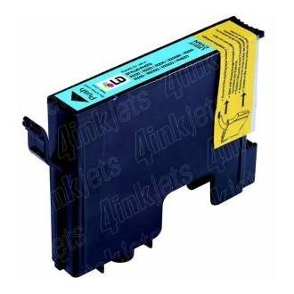 16ML Compatible Epson Stylus Photo R800/R1800-Cyan claro
