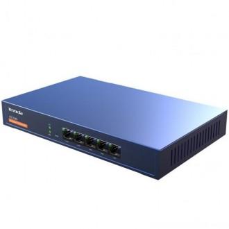 Tenda Access Controller con 5 porte LAN Gigabit, AC500