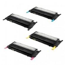 Tóner compatible negro samsung Clp 320,320N,325,325W,Clx 3185.