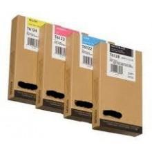 Tóner compatible epson Pro7400,7450,9400,9450-C13T612400Amarillo