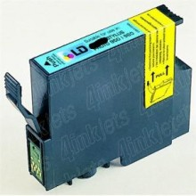 16ML Compatible Epson Stylus Photo R240/RX 42X/RX520 -CYAN