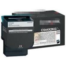 Tóner compatible negro Lexmark C 544N,544DN,544DTN,544DW