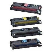Toner compatible amarillo Canon LBP 2500 2510 HP Color
