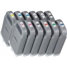 Rojo compatible Canon iPF8400/iPF9400-700ML6687B001