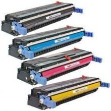 toner compatible Amarillo para Canon LBP 2710 2810 HP Color 5500/5550-12K