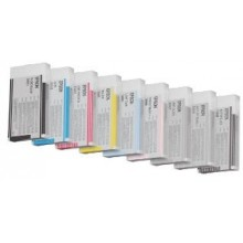 220ml Pigment Pro4400,4450,4800,4880-C13T614800Negro Mate