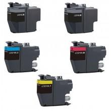 Toner compatible amarillo para Brother J6930,J6530,J5730,J5330,J6935,J5930-1.5K