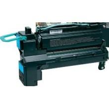 Toner compatible cian Lexmark C792 serie-6KC792A1CG (C792)