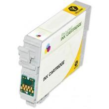 Toner compatible AMARILLO para Epson S22 SX125 420W BX305FW-T12844020.