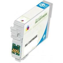 Toner compatible cian Epson S22 SX125 420W BX305FW-T12824020.