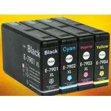42ML Negro DYE WF4630,4640,5110,5190,5620,5690-2.6K79XL