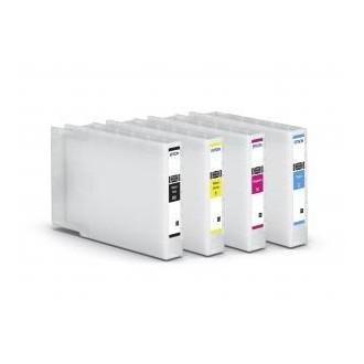 39Ml Cyan Com WF8510,WF8010,WF8590,WF8090-4KC13T755240XL