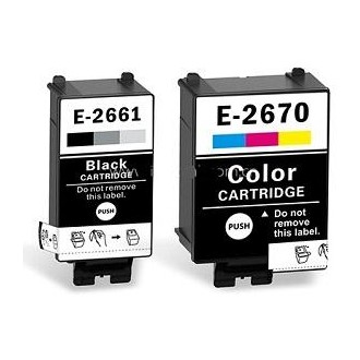 11.4ML Compatible para Epson WF-100W-0.25KC13T26704010