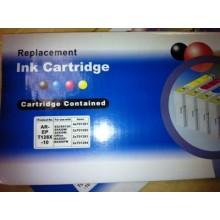 10 Cartucho Compatible T1281-1282-1283-1284 (4negro+6color)