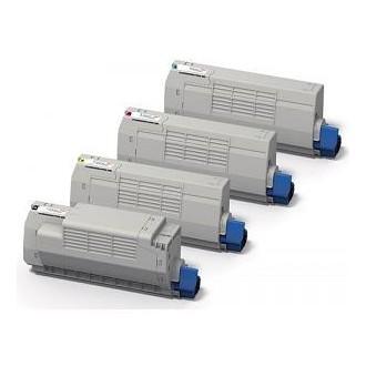 Amarill Compa OKI MC853dnct,MC873dnct,MC873dnv-7.3K45862837