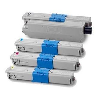 Cyan compatible para OKI ES3452/ES5431/ES5462-5K444973511