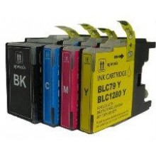 30ML Compatible para Brother Mfc J6510DW,J6910DW.LC-1280XLBK