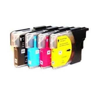 Negro 30ML Compa Brother MFC-J4620,J4420,J4625,J4120-1.5K