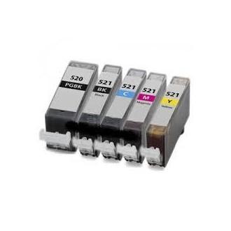 Con chip 20ml paraCanon Ip3600/IP4600/MP540/MP620/MP630/980