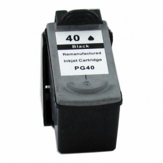 25ML REGENERADO Canon Para PIXMA IP2200/MP150/MP170 PG-40