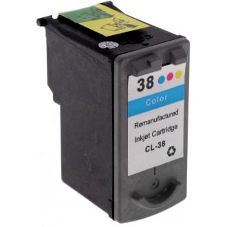 7MLX3 REG.paraCanon PIXMA IP1800 IP2500 MP140 MX300 CL-38 3C