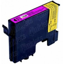 16ML Compatible Epson Stylus Photo R200/R300/RX 600-Magenta