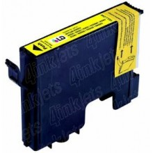 16ML Compatible Epson Stylus Photo R200/R300/RX 600-AMARILLO