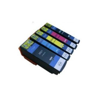15ML Negro Com Epson XP600,XP605,XP700,XP80026XL