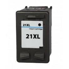 18ML Negro para HP F370,D1360,F2180,PSC 1402 21XLC9351CE