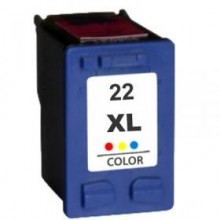18ML para HP F370,D1360,F2180,PSC 1402 22XLC9352CE