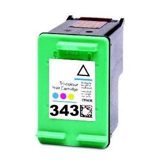 18ml REG.HP Desk Jet 460XX/5740/5745/6520 -C8766E 343 ALTA