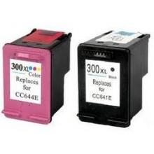 18ml BK HP REG D2560 F4210 F4224 F4272 F4280-CC641EE 300XL