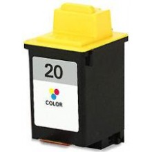 30ML Regenerado color LEXMARK X63/X70/X83 20