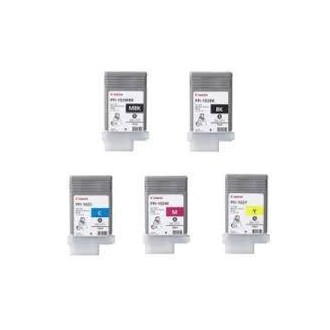 130ml Dye para Cano IPF500,IPF600,IPF700,LP17,LP24PFI-102BK
