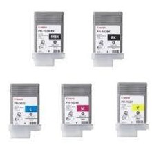 130ml Dye para Cano IPF500,IPF600,IPF700,LP17,LP24PFI-102Y