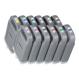 Verde compatibl Canon iPF8400/iPF9400-700ML6688B001