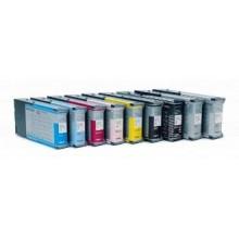 220ml Com Pigment Pro 4000,7600,9600-C13T544100Negro Foto