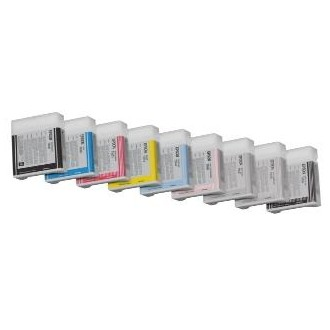 220ml Pigment Pro7800,7880,9800,9880-C13T603700Negro claro