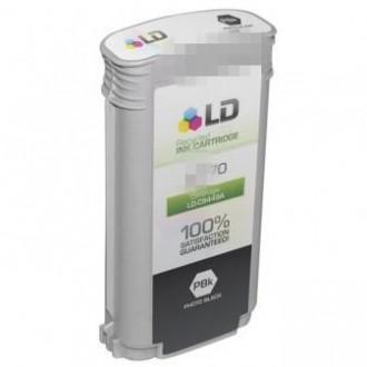 220ml Pigmento PBK para HP Z2100,Z3100,Z3200,Z5200,Z540070