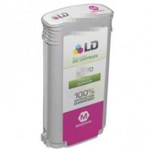130ml Pigment Magent paraHP Z2100,Z3100,Z3200,Z5200,Z540070