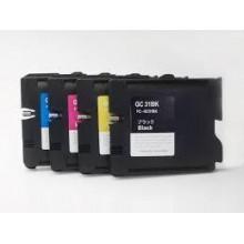 30ML Pigment para Ricoh GX e2600,e3000N,e3300N,e3350nCyan