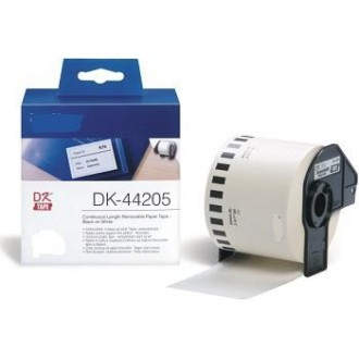 Blanco 62mmX30.48m para Brother P-Touch QL1000 1050 1060