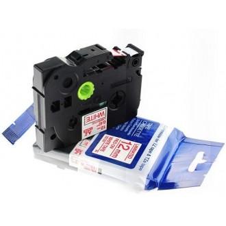 Laminado Negro-Transp 12mmX8m Brother labelTZ-S131/TZe-S131