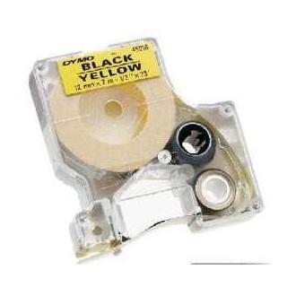 Amarillo 12mmX7m DYMO-500TS Eletronic labelling S0720580