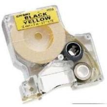 Amarillo 9mmX7m paraDYMO-500TS Eletronic labelling S0720730