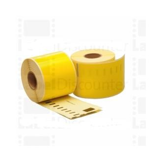 Amarill 101mmX54mm 220psc paraDYMO Labelwriter 400 S0722430
