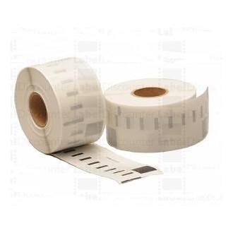Transparent 89mmX36mm 260 etichette para DymoS0722410